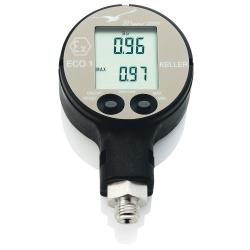 Digital Pressure Gauge - Range Up To 300 Bar - Accuracy 0.5% - Type Eco 1 - Comp
