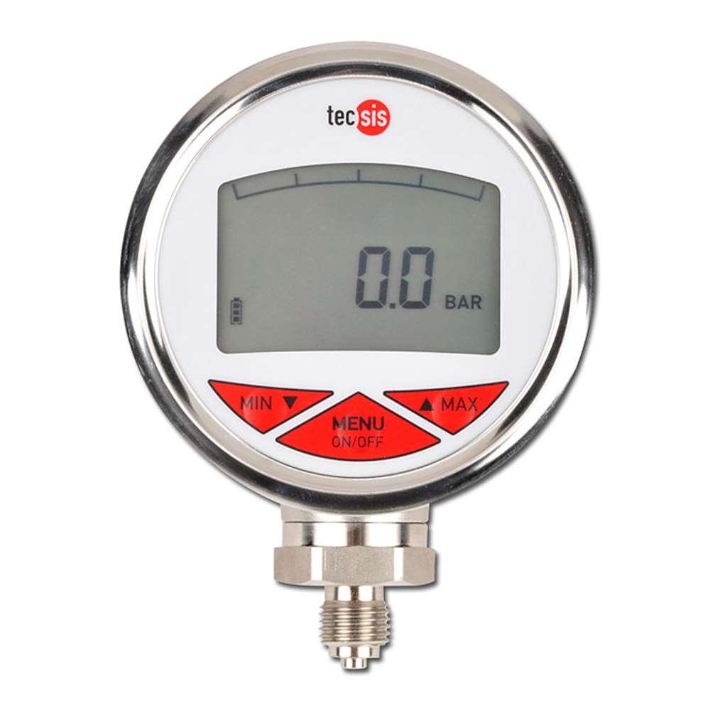 Digital manometer Typ 3961 - Noggrannhet 0,5% - 0 till 700 bar