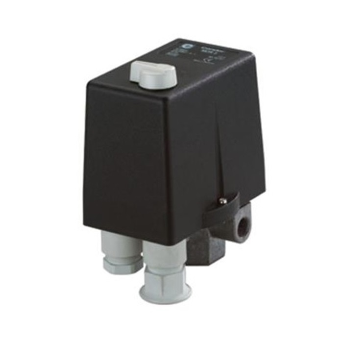 Diaphragm Pressure Switch With Motor Protection Relay - MDR 3 - Compressor Acces