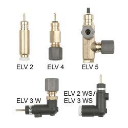 Schneider ELV - overtryksventil - til pressostater