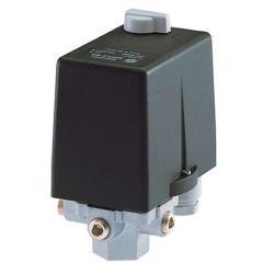 """Schneider MDR - Pressostato - G 1/4 """"/ G 1/2"""" - Senza relè protezione motore - per compressori"""