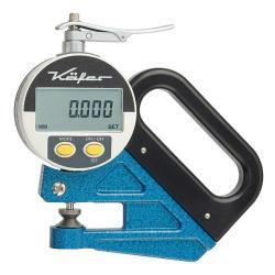 Digitales Foliendickenmessgerät - FD 1000/30-3 - mit Abhebevorrichtung