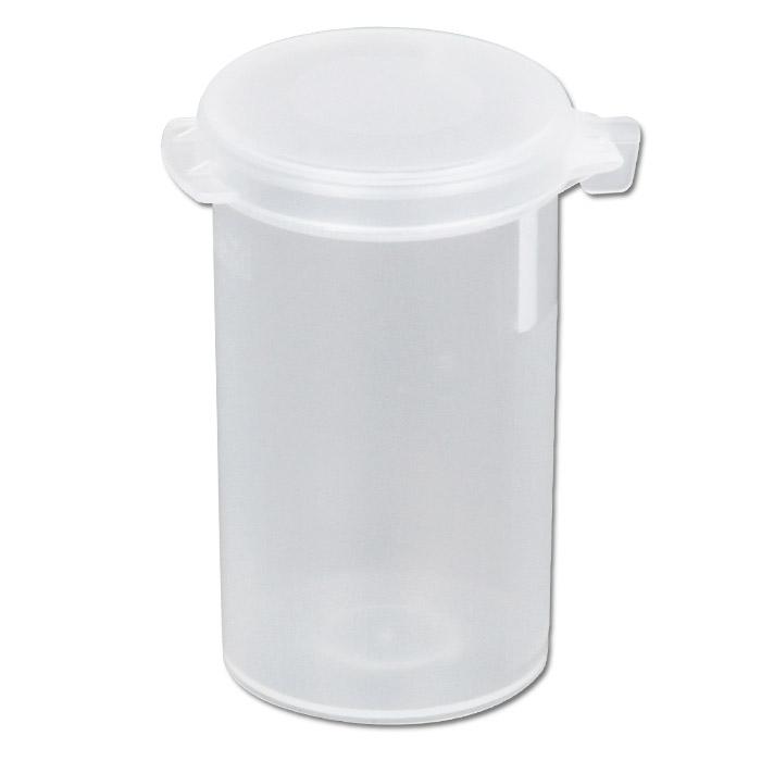 Probendosen - aseptisch - Farbe transparent - PP