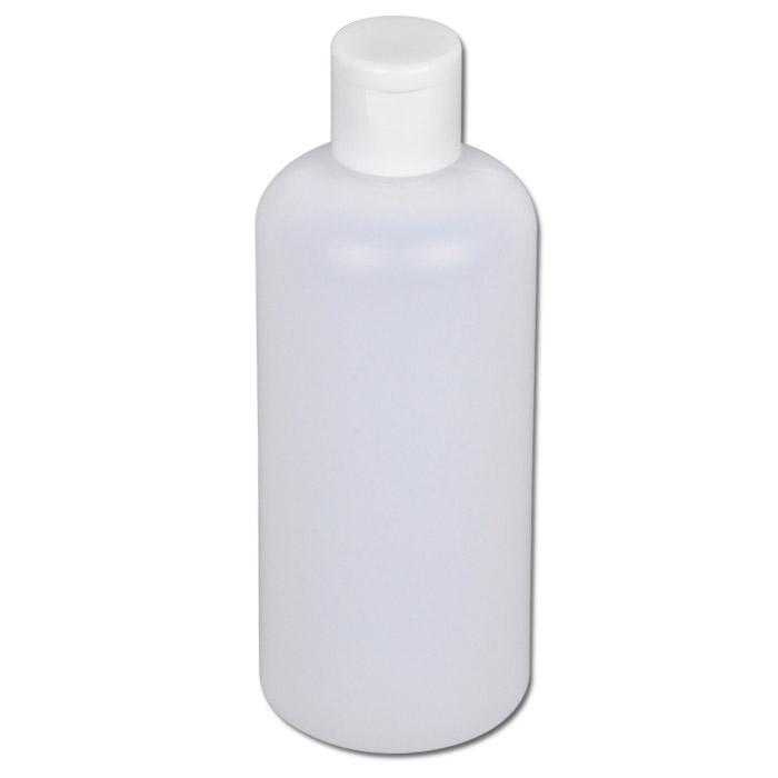 Rundflaschen mit Klappverschluss