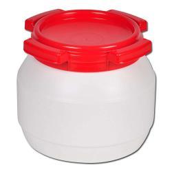 Weithalsbehälter - Entsorgungsbehälter - 3,6-34 Liter - HDPE
