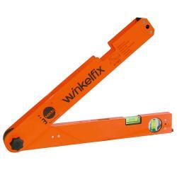 """Vinkelmätare """"Winkelfix mini"""" NEDO - analog - skänkellängd till 600 mm"""