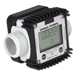 Digital flowmåler K24 Urea Binda - plast