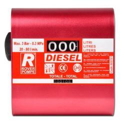Durchflusszähler - diesel
