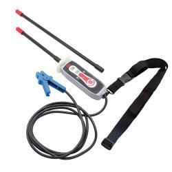 Tester di tensione - CATU MS-415 - dimensioni 550 x 160 x 50 mm - da 50 a 4200 V CC e da 50 a 3000 V CA