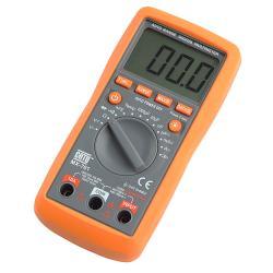 Multimetro digitale - CATU MX-701 - bassa tensione - tensione 200 mV - 600 V - dimensioni 75 x 158 x 35 mm