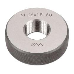 """Calibro per carico filetto- acciaio- G M4x0,5 fino M40x2 - DIN 2285 - """"LMW"""""""