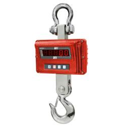 Crane Scale - max. Weighing 1,500 to 6,000 Kg - with type approval