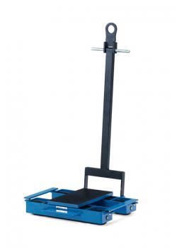 Heavy telaio di trasporto - orientabile - 6000 kg Portata