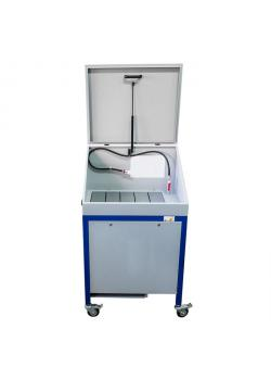Parts Cleaning Device MST 800 mobile - mobile - for degreasing