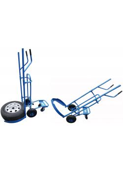 Tire trolley - max. Endurance to 200 kg - for up to 4 wheels
