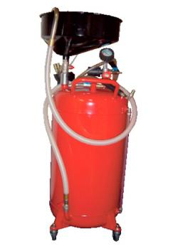 Oil Suction And Collecting RODAC - 65 Liter