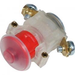 Termoskyddsbrytare - 250 V - för jordad kabeltrumma - 56°C