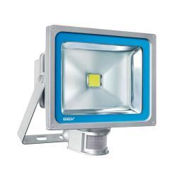 LED Strahler - CLASSICO - 30 Watt - mit PIR Sensor - für großflächige Ausleuchtung