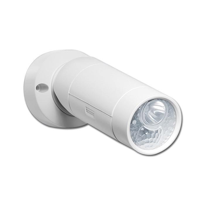 led spot licht erfassungsbereich 120 batteriebetrieben. Black Bedroom Furniture Sets. Home Design Ideas