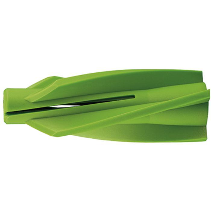 Gazobetonu zakotwicza GB GREEN - średnica wiertła 8-10 mm - materiał Nylon - Kołki 50-55 mm długości - VE 18/20 szt.