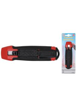 Sicherheits-Kartonmesser - Messerhalter mit starkem Magnet - Länge 125 mm
