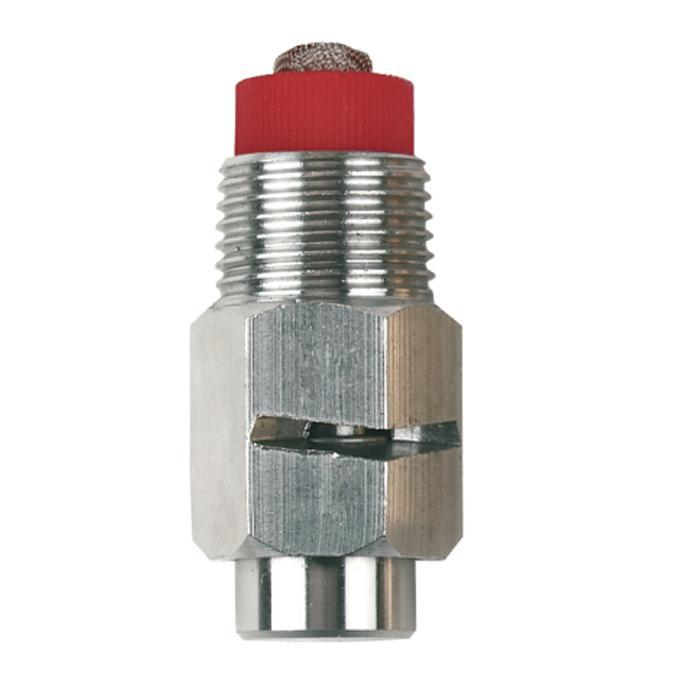 "Spray nipple - Ø-thread 1/2 ""- pressure cone 17 to 18 mm - length 37 to 46 mm"