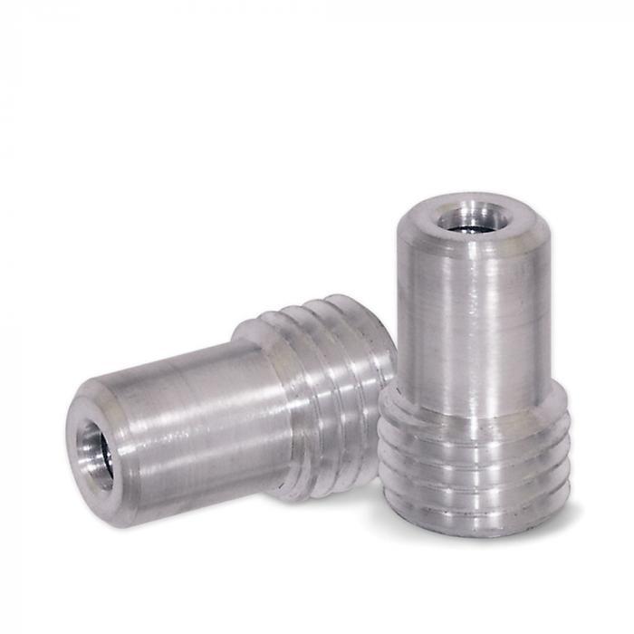 Jetmunstycken Klassiska korta körtlar - volframkarbid - NTC. 3,5 till 8,0 - måtten 3,5 x 45 till 8,0 x 45 mm