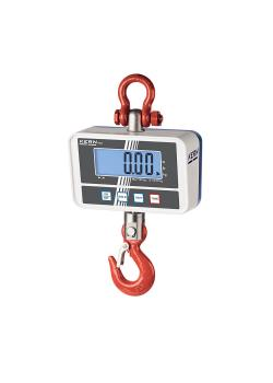 Crane scale HCD - high resolution hanging scale - for loads up to 150 kg