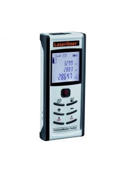"""Laseravståndsmätare """"DistanceMaster Pocket"""" - mätområde 0,05 till 50 m"""