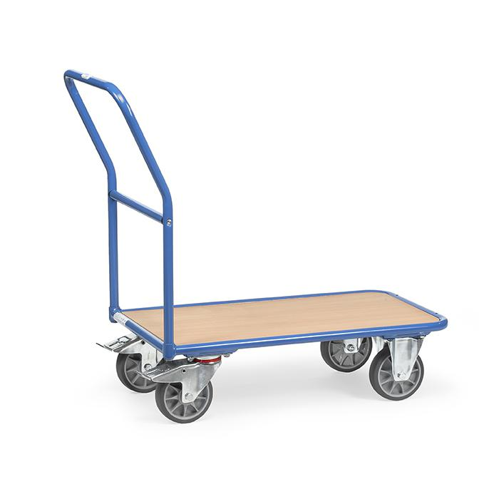 Stockroom - carrying capacity 400 kg - blue RAL 5007