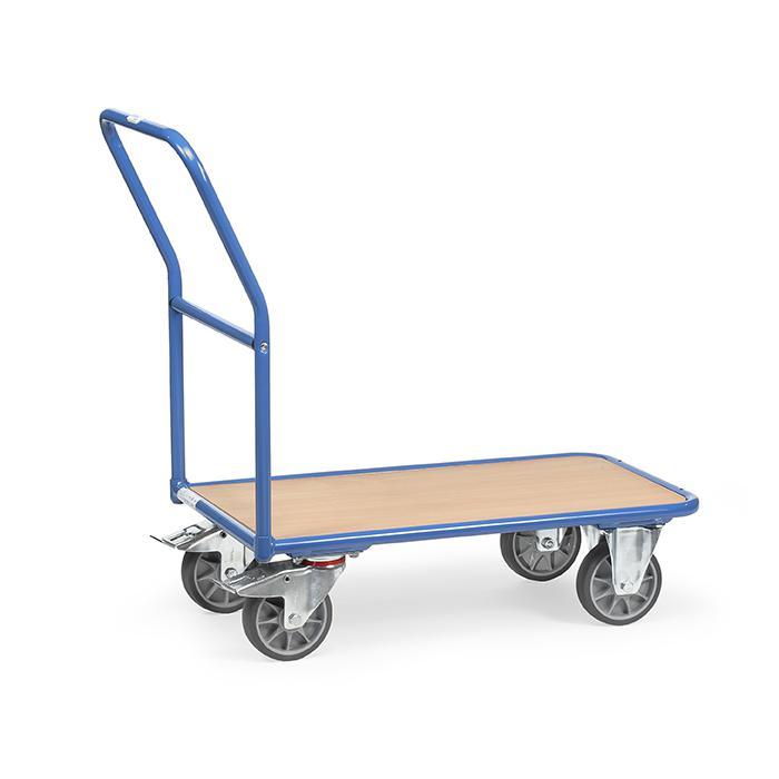 Lageret - bæreevne 400 kg - blå RAL 5007
