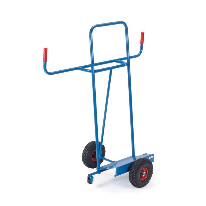 Plate trolley - for longitudinal transport - Capacity up to 400 kg
