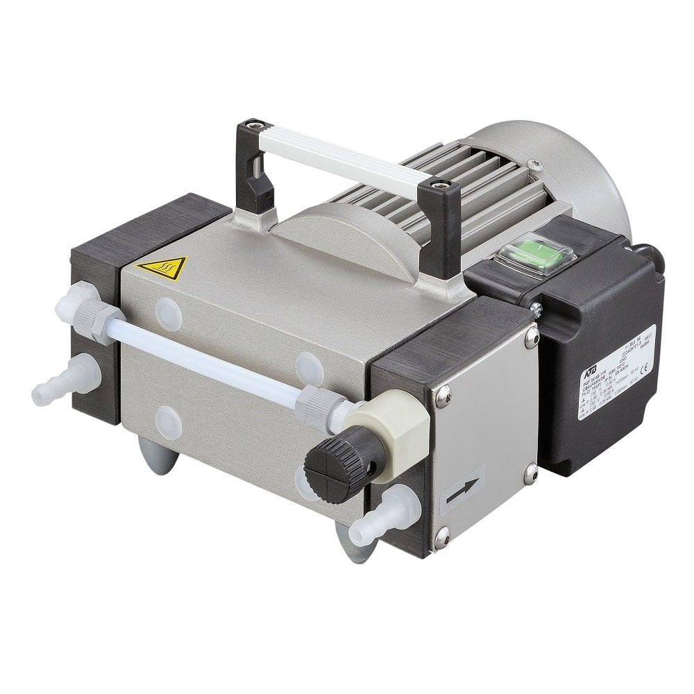 Pompa a vuoto - pressione di mandata <8 e 8 mbar - resistente ai prodotti chimici - due fasi