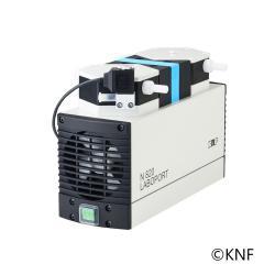 Laboport vakuumpumpe for våte gasser - kjemisk resistente