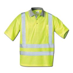 """Visibilità del Polo """"Bernd"""", giallo, EN 471 classe 2, Dimensioni: L-XXL"""
