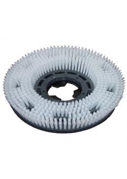 Schrubbürste - harte Ausführung - Durchmesser 400 mm - Farbe weiß