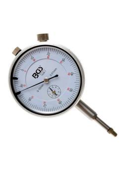 Messuhr - Genauigkeit 0,01 mm - passend für den Magnetfuß für Messinstrumente
