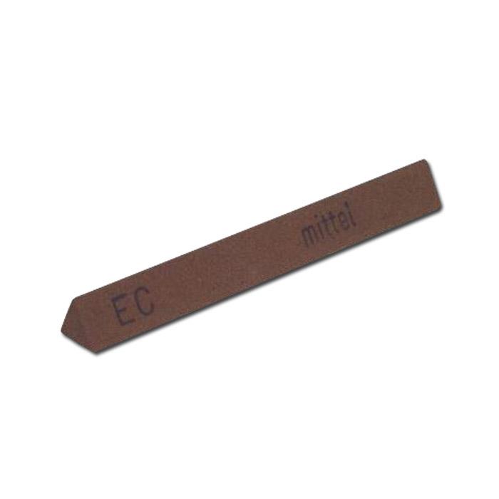 Edelkorund-Schleiffeile, Dreikant, 6x100-16x150 mm, Körnung: 120-360