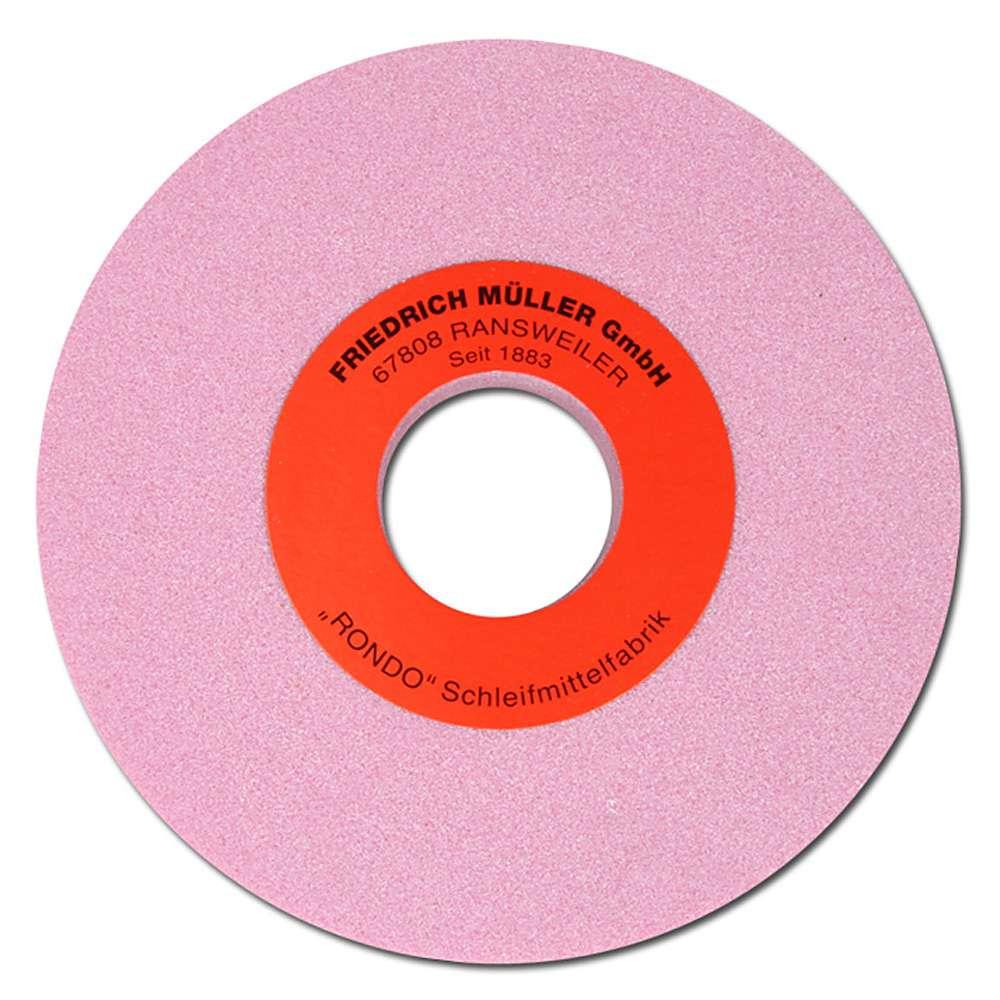 Schleifbockscheibe Edelkorund - K 60 - Härte M