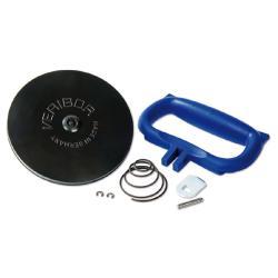 Ersatzgummischeiben-Set - Ø 120 mm - für Veribor® blue line Saugheber