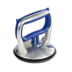 Veribor® blue line Saugheber - Aluminium-Saugkopf - Saugscheiben-Ø 120 mm - Tragkraft 25 kg
