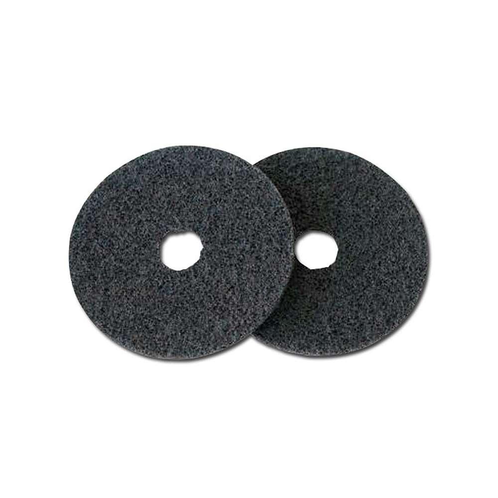 Scotch-Brite™-SL-DH-Klett-Faservliesscheibe - mit Zentrierung - Ø 115/125 mm - Preis per Stück
