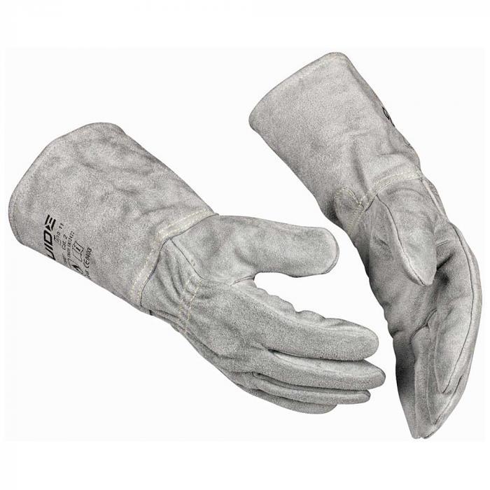 Schutzhandschuhe 259 Guide - Rind-Kernspaltleder - verschiedene Größen - 1 Paar - Preis per Paar