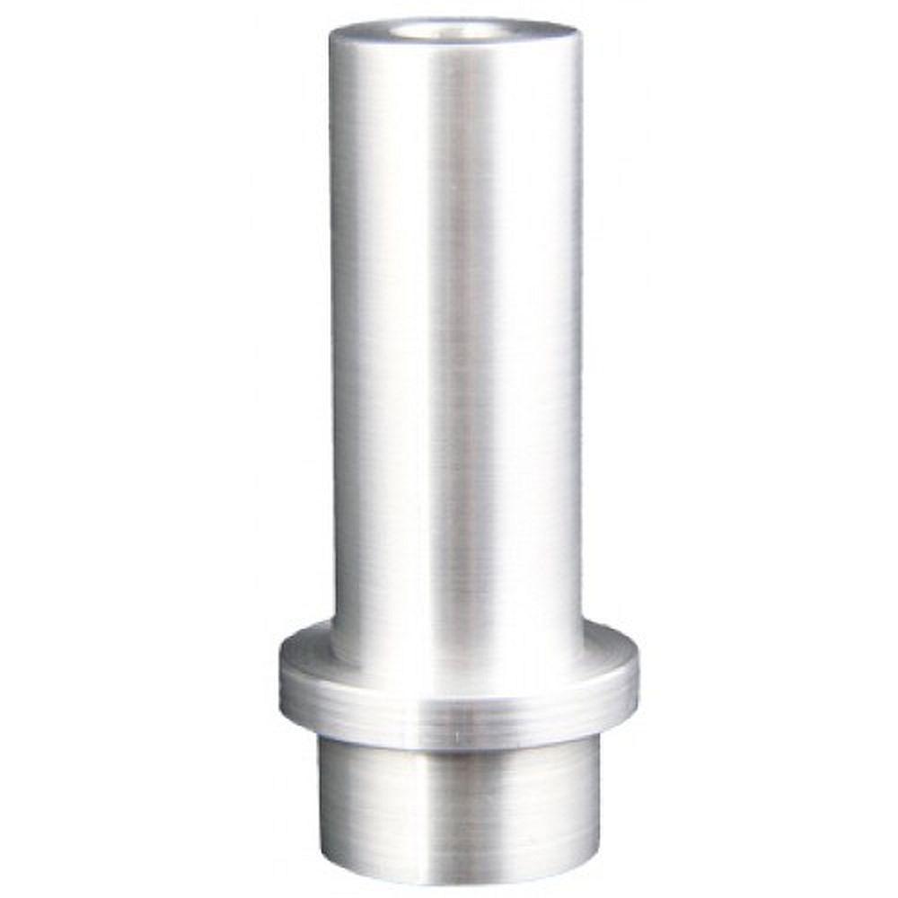 Flanschstrahldüse Borcarbid - K Form - Düsen-Ø 6 bis 14 mm - Länge max. 165 mm - Venturi Bohrung