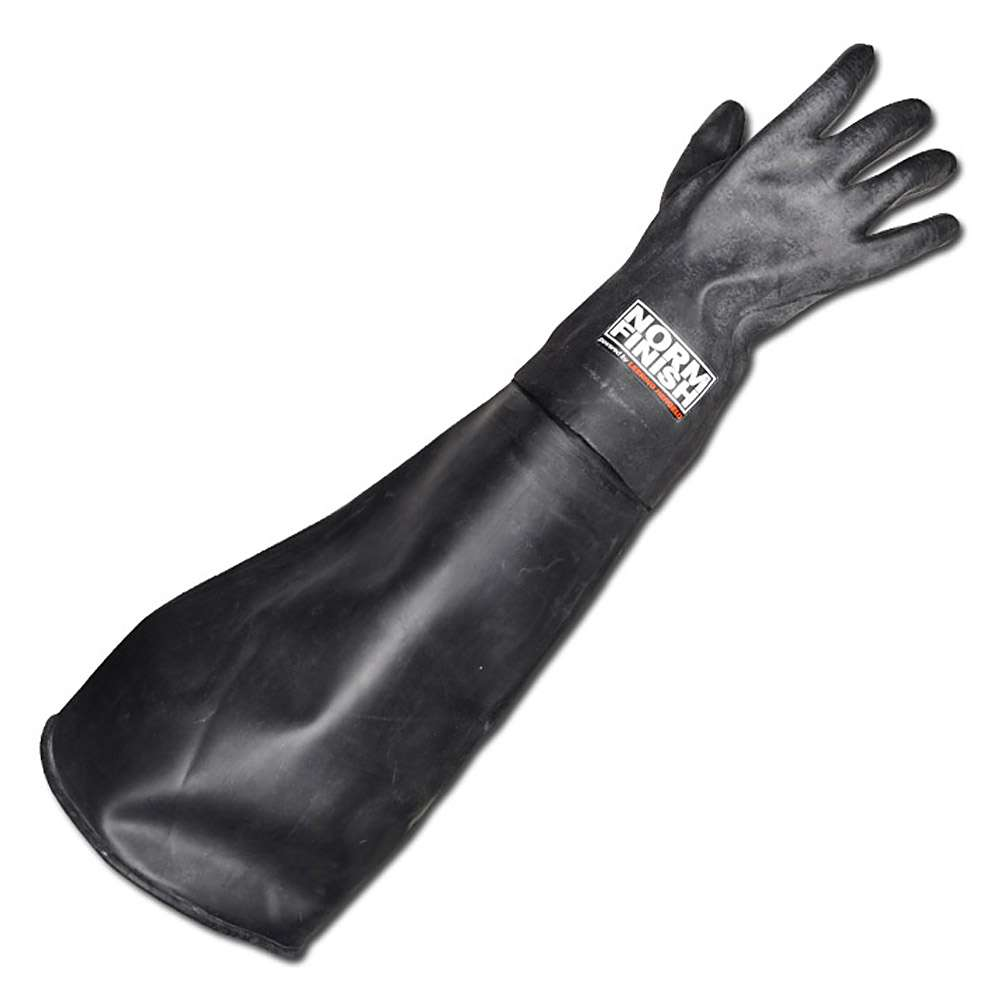 Ray handskar - gummi - 75 cm