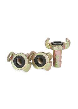 """Schlauchkupplung - 3/8"""" bis 1"""" Zoll - Durchmesser 10 bis 25 mm"""