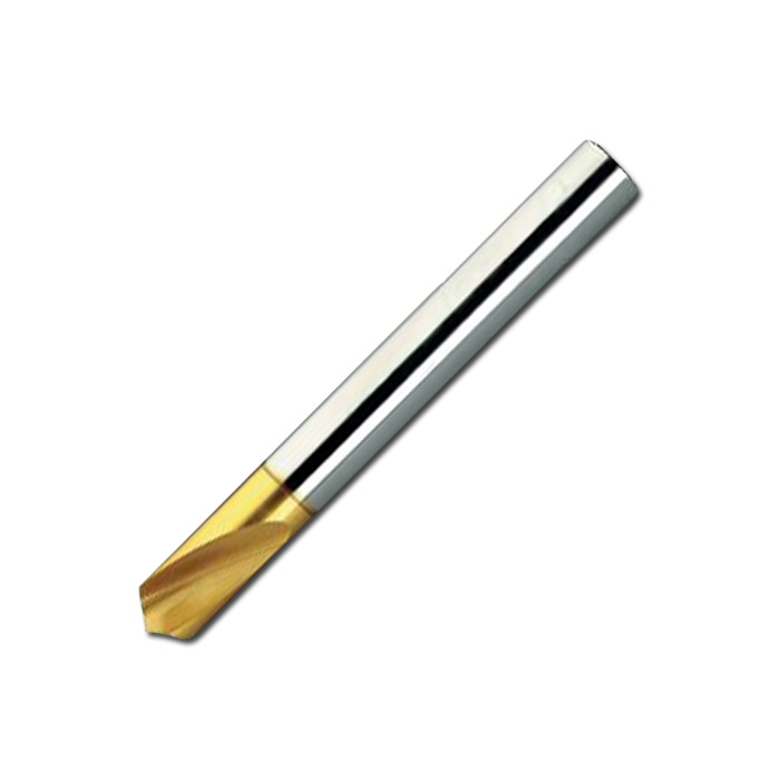 Anbohrer,Zylindrischer Schaft, NC, TiN, 120°, Øh8: 5-20 mm, FORUM