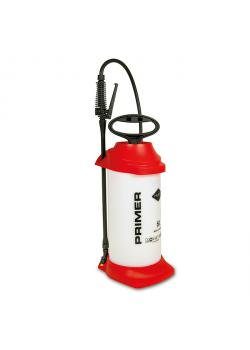 "Sprayer ""PRIMER"" - with FPM seal - filling capacity 5 liters - Total capacity 7 l - operating pressure 3 bar - Empty weight 1.7 kg"