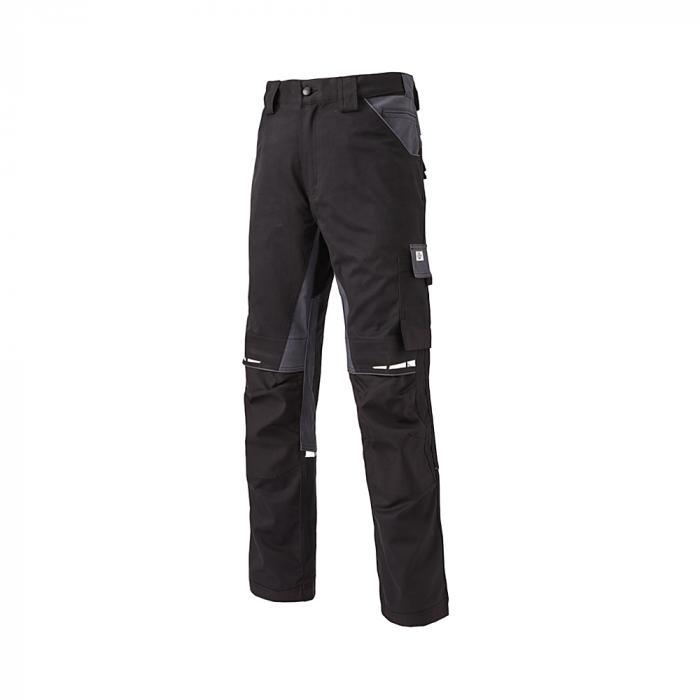 Bundhose GDT Premium - Dickies - verschiedene Größen - schwarz/grau
