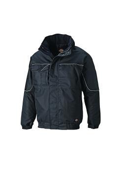 Winter jacket Industry - Dickies - waterproof - various sizes - black